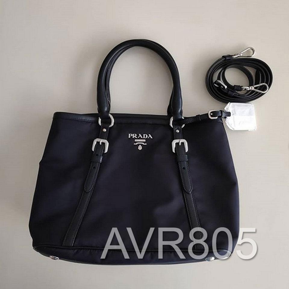4c32bf544d18 Prada 1BA841 Bleu Blue Tessuto Soft Calf Top Handle Shopping Tote Brand New  With Tags – Porto Di Moda Designer's Haven
